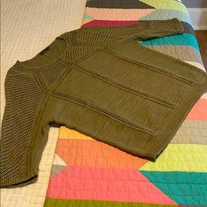 PrAna 100% organic cotton sweater